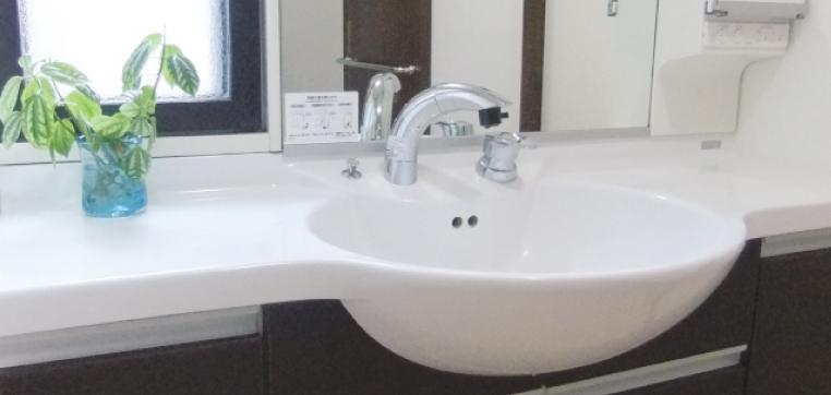 洗面所の水漏れ詰まり