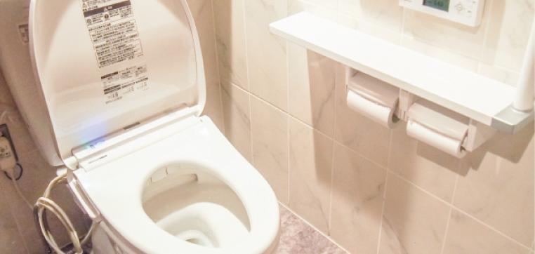 トイレの水漏れ詰まり