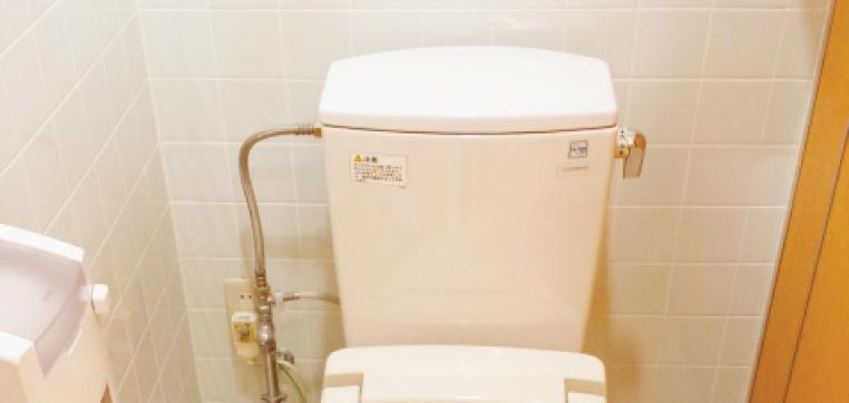 手洗い水栓なしはタンクの上に手洗い吐水口が設置されていないタイプです